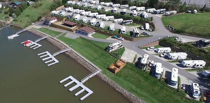 Lake Norman Motor Coach Resort